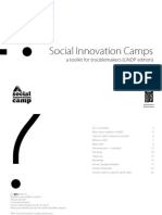 Social Innovation Camp - A Toolkit for Troublemakers