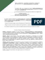 Acta Constitutiva Consejo Educativo 2013