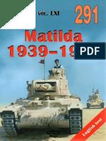 (Wydawnictwo Militaria No.291) Matilda 1939-1945
