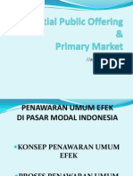 Pasar Modal Initial Public Offering