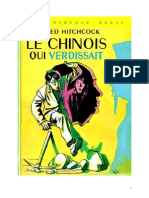 Alfred Hitchcock 05 Le Chinois Qui Verdissait 1965