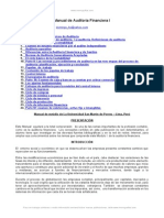 Manual Auditoria Financiera i