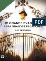 Livro eBook Um Grande Evangelho Para Grandes Pecadores
