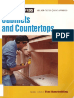Cabinets and Countertops (Fine Homebuilding), Taunton Press (2006)
