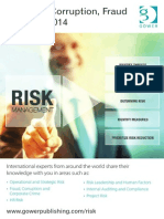 Business Corruption Fraud Risk 2014