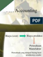 Bab I Konsep Biaya