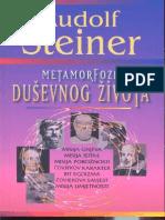 RudolfSteiner-Metamorfoze Dusevnog Zivota