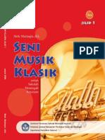 Seni Musik Klasik Jilid 1