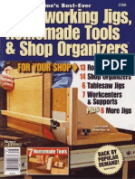 Best Ever Woodworking Jigs