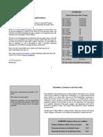 School Information Booklet 2009-2010