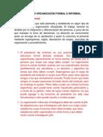Microsoft Word - EJEMPLOS ENTRE ORGANIZACIÓN FORMAL E INFORMAL