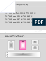Siemens ISUP Presentation