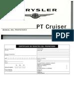 2010 Ptcruiser Manual