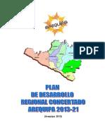 Plan Desarrollo Concertado Aqp2012-2021