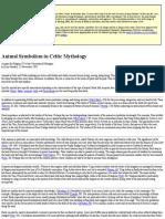 Animal Symbolism in Celtic Mythology