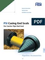 PSI Casing End Seals
