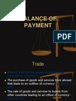 Balance of Payment1
