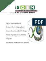 2I11_P4PI Clasificacion de Los Materiales