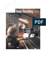 Bill Gibson - AudioPro Home Recording Course