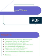 The Photochemistry of Vision