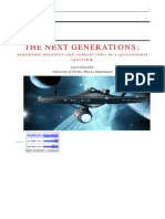 Luca Cinacchio :THE NEXT GENERATIONS: