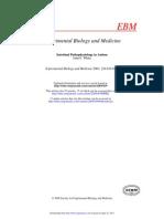 Intestinal Pathophysiology