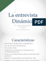 Psicología Dinámica-La entrevista 1