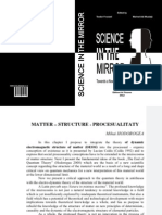 Article Matter Structure Procesualitaty