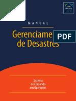 Manual_gerenciamento Desastres Ceped