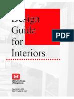 Design Guide for Interiors