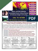 CKD Flyer PHEPRO.org Sri Lanka