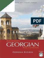 Dodona Kiziria - Beginner's Georgian