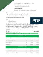 Pesquisas No Site Da Bovespa e Do FolhaInvest 4 Fev 2014
