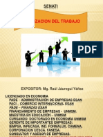 1er. Senati Optimizacion Del Trabajo (1)