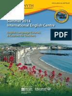 Catàleg cursos estiu