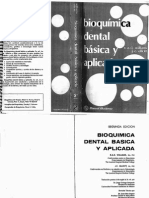 Bioquimica Dental Básica y Aplicada - Williams