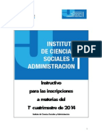 Instructivo ICSyA_Primer año