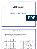 1. MOS Tran Theory