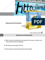 Iim3 Advanced Commands