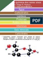 Bioquímica - Aula 3 - Carboidratos