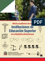 Oferta Academica Universidades R.D.