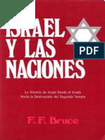 Israel y Las Naciones, De Antioco IV a Los Asmoneos F.F. Bruce