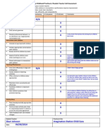 student tchr self assessment 2