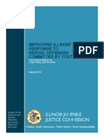 Improving Illinois' Response to Sexual Offenses Committed by Youth