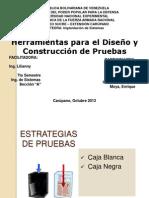 Construcción de Pruebas