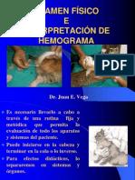 (1)EXAMEN FÍSICO e INTERPRETACIÓN DE HEMOGRAMA.ppt