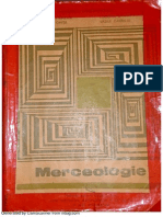 Merceologia Nealimentară