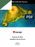 Proyecto Señaletica Isla de Pascua