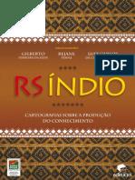 2009-RS Indio- cartografia sobre a produção do conhecimento-LIVRO