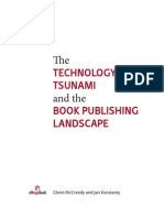 The Technology Tsunami and the Book Publishing Landscape